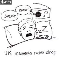 UK insomnia rates drop