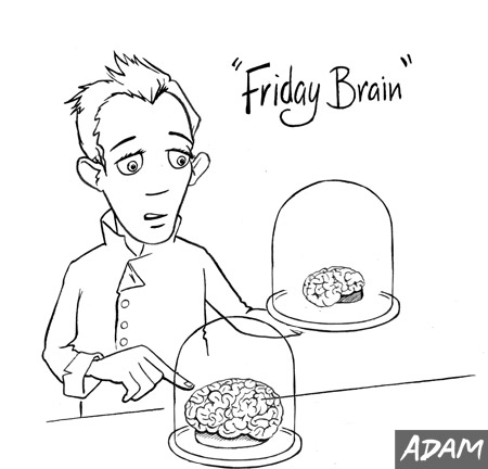 Friday Brain