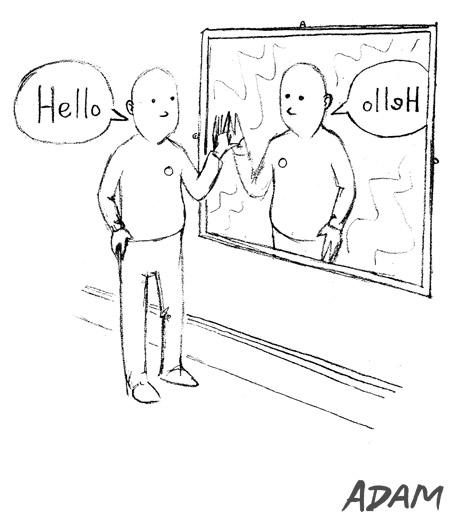 Hello olleH