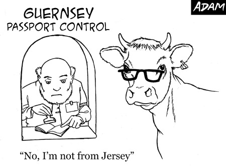 No Im not from Jersey