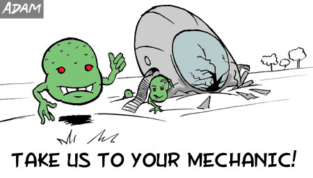 Take us to your Mechanic