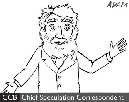 Chief Speculation Correspondent