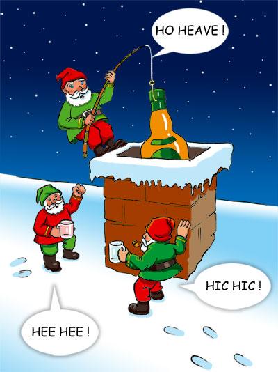 Ho Heave!, Hic Hic!, Hee Hee!