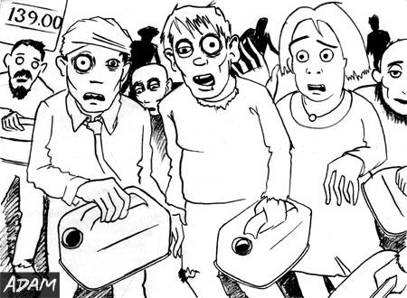Petrol Zombies