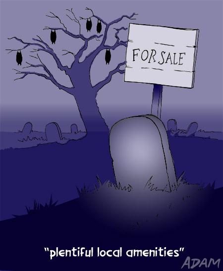 Grave For Sale Plentiful Local Amenities