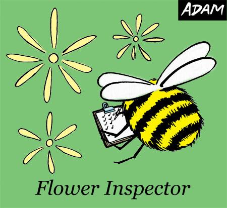 Flower Inspector