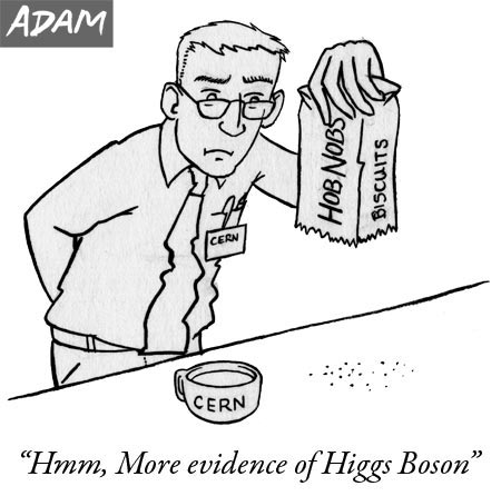 Hmm, More Evidence of Higgs Boson