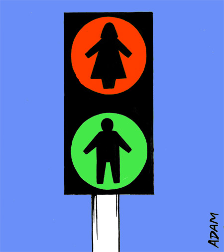 Saudi Traffic Lights